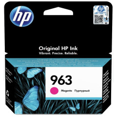 Cartridge do tiskárny Originální cartridge HP č. 963 (3JA24A) (Purpurová)