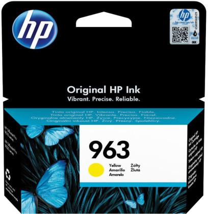 Originální cartridge HP č. 963 (3JA25A) (Žlutá)