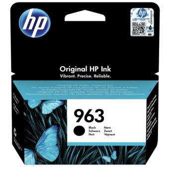 Originální cartridge HP č. 963 (3JA26A) (Černá)