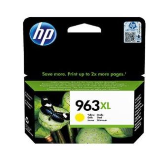 Originální cartridge HP č. 963XL (3JA29A) (Žlutá)
