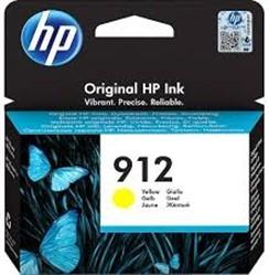 Originální cartridge HP č. 912 (3YL79A) (Žlutá)