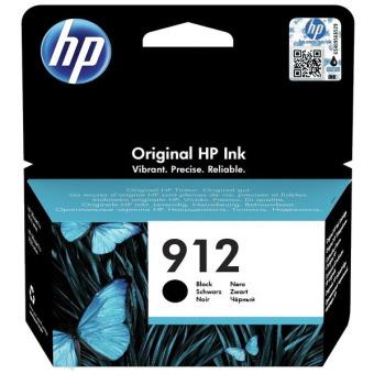 Originální cartridge HP č. 912 (3YL80A) (Černá)