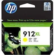 Originální cartridge HP č. 912 XL (3YL83A) (Žlutá)