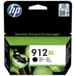 Originální cartridge HP č. 912 XL (3YL84A) (Černá)