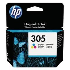 Cartridge do tiskárny Originální cartridge HP č. 305 (3YM60A) (Barevná)