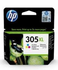 Cartridge do tiskárny Originální cartridge HP č. 305 XL (3YM63A) (Barevná)
