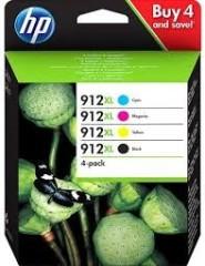Sada originálních cartridge HP č. 912 XL (3YP34A)
