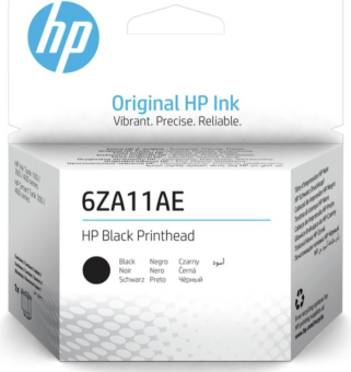 Originální tisková hlava HP 6ZA11AE (Černá)