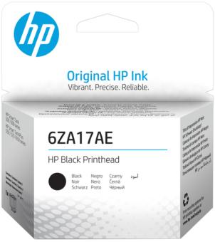 Originální tisková hlava HP 6ZA17AE (Černá)