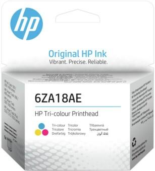 Originální tisková hlava HP 6ZA18AE (Barevná)