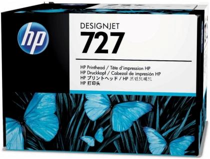 Originální tisková hlava HP č. 727 (B3P06A) (Barevná)