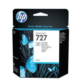 Originální cartridge HP č. 727 (B3P17A) (Foto černá)