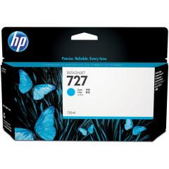Cartridge do tiskárny Originální cartridge HP č. 727 (B3P19A) (Azurová)