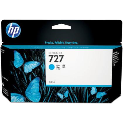 Originální cartridge HP č. 727 (B3P19A) (Azurová)