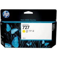 Cartridge do tiskárny Originální cartridge HP č. 727 (B3P21A) (Žlutá)