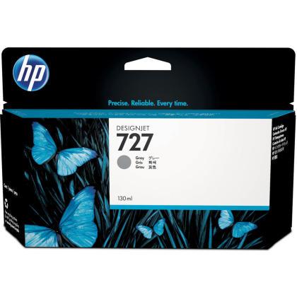 Originální cartridge HP č. 727 (B3P24A) (Šedá)
