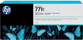 Originální cartridge HP č. 771C (B6Y13A) (Foto černá)