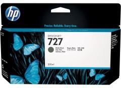 Cartridge do tiskárny Originální cartridge HP č. 727 (C1Q12A) (Matně černá)