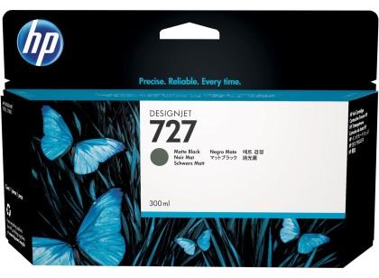 Originální cartridge HP č. 727 (C1Q12A) (Matně černá)