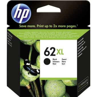 Originální cartridge HP 62XL (C2P05AE) (Černá)