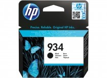 Originální cartridge HP č. 934BK (C2P19AE) (Černá)