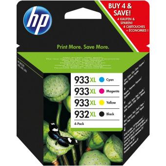 Sada originálních cartridge HP č. 932 XL a 933 XL (C2P42AE)