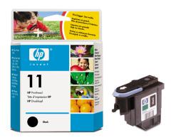 Cartridge do tiskárny Originální tisková hlava HP č. 11 (C4810A) (Černá)