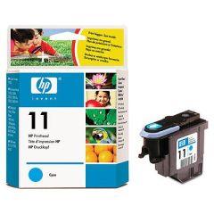 Cartridge do tiskárny Originální tisková hlava HP č. 11 (C4811A) (Azurová)
