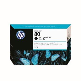 Originální cartridge HP č. 80 (C4871A) (Černá)