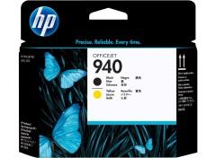 Cartridge do tiskárny Originální tisková hlava HP č. 940 (C4900A) (Černá, žlutá)