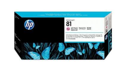 Originální tisková hlava HP č. 81 (C4955A) (Světle purpurová)