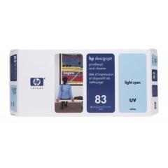 Cartridge do tiskárny Originální tisková hlava HP č. 83 (C4964A) (Světle azurová)