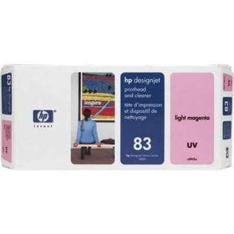 Originální tisková hlava HP č. 83 (C4965A) (Světle purpurová)