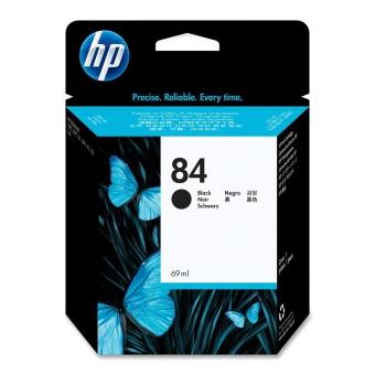 Originální cartridge HP 84 (C5016A) (Černá)