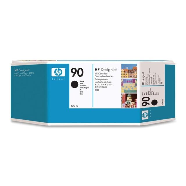 Originální cartridge HP č. 90 (C5058A) (Černá)