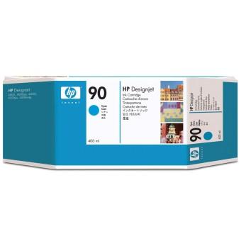 Originální cartridge HP č. 90 (C5061A) (Azurová)