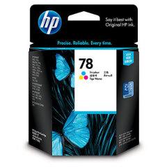 Cartridge do tiskárny Originální cartridge HP č. 78 (C6578D) (Barevná)