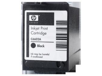 Originální cartridge HP C6602A (černá)