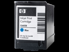 Cartridge do tiskárny Originální cartridge HP C6602B (Modrá)