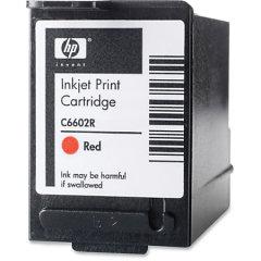 Cartridge do tiskárny Originální cartridge HP C6602R (Červená)