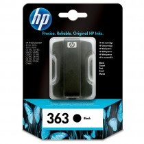 Originální cartridge HP č. 363 (C8721EE) (Černá)