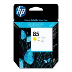 Cartridge do tiskárny Originální tisková hlava HP č. 85 (C9422A) (Žlutá)