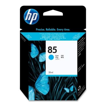 Originální cartridge HP č. 85 (C9425A) (Azurová)