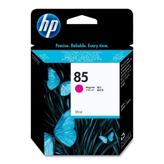 Cartridge do tiskárny Originální cartridge HP č. 85 (C9426A) (Purpurová)
