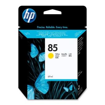 Originální cartridge HP č. 85 (C9427A) (Žlutá)