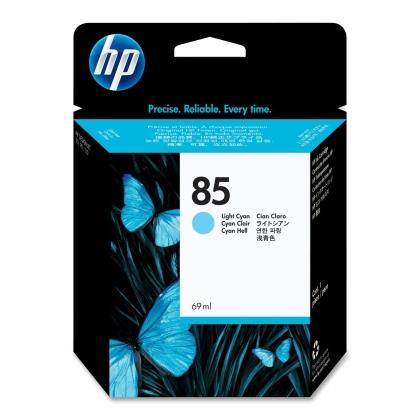Originální cartridge HP č. 85 (C9428A) (Světle azurová)