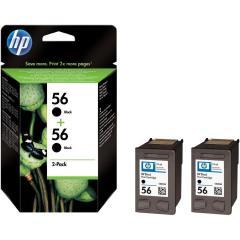 Sada originálních cartridge HP č. 56 (C9502AE)