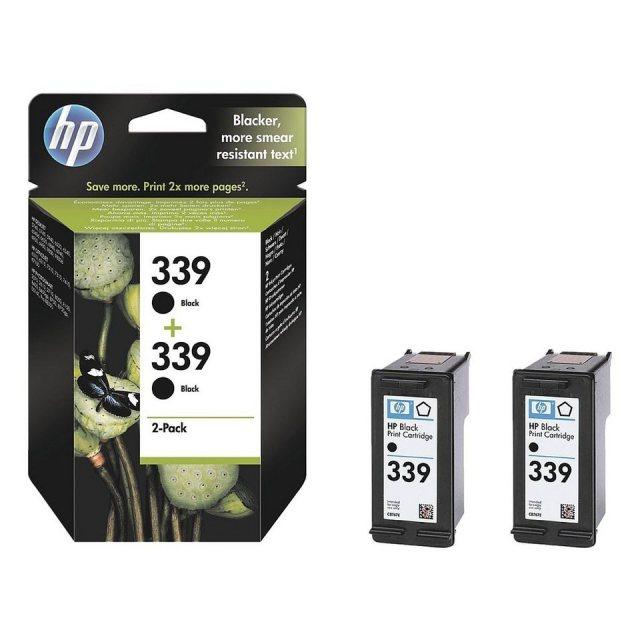 Sada originálních cartridge HP č. 339 (C9504EE)