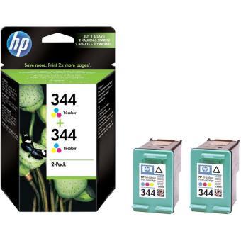 Sada originálních cartridge HP č. 344 (C9505EE)