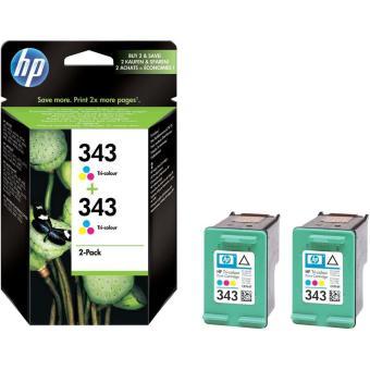 Sada originálních cartridge HP č. 343 (CB332EE)